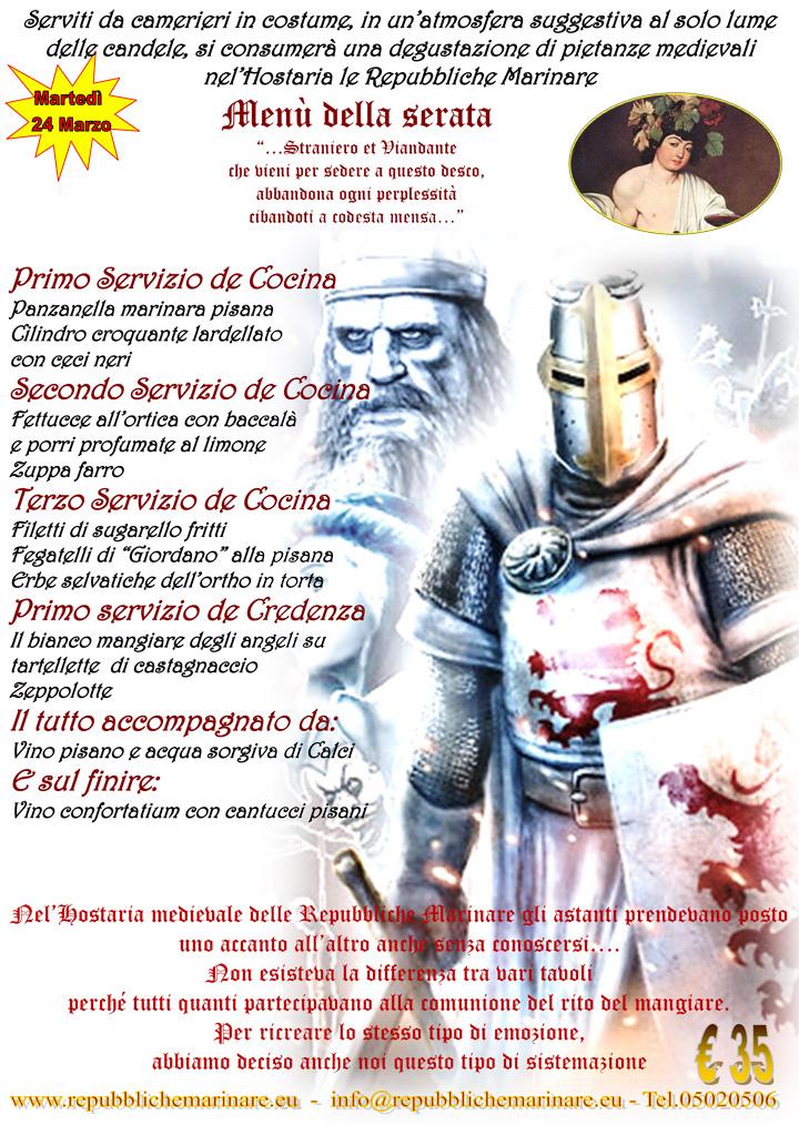 Capodanno Pisano 2015 - Anno Domini 2016